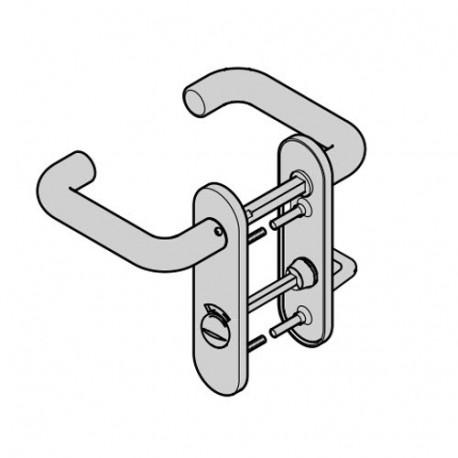 Ручка для двери ванной комнаты Hormann