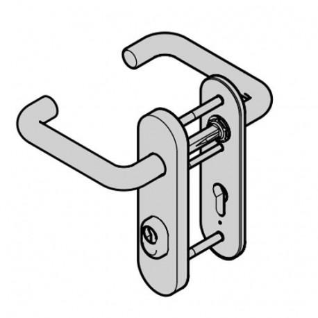 Ручка для двери нажимная ES 1 Hormann