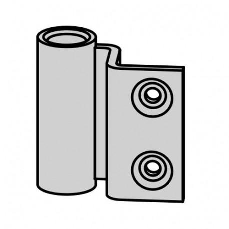 Часть петли для рамы V1000-03 (для ZK слева / справа)