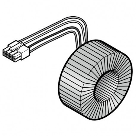 Трансформатор с кольцевым сердечником для STA 60