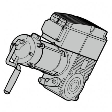Сменный привод STA 400 FU