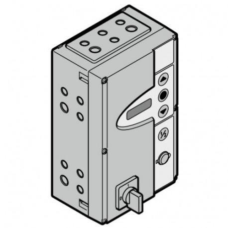 Блок управления B 460 FU – STA в корпусе с главным выключателем для STA 400