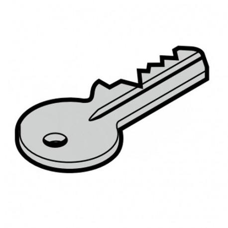 Ключ разблокировки для универсального замка STA 90, 180, 220