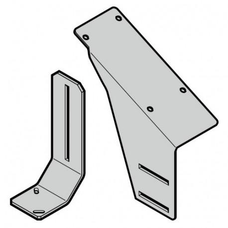 Крепление комплекта подключения SKS для LineaMatic P, STA 60, 90, 180, 220