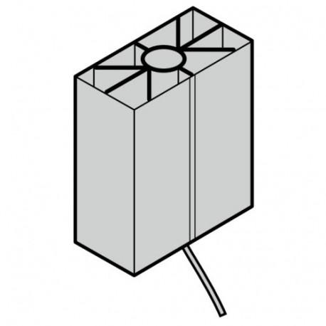 Устройство для обогрева корпуса, встраиваемое в блок управления распашных ворот для RotaMatic P, PL, Akku, Akku Solar