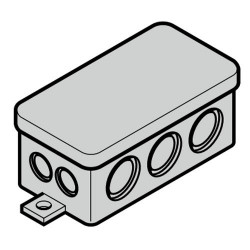 Корпус распределителя со второго привода к блоку управления для RotaMatic P, PL, Akku, Akku Solar