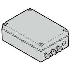 Блок управления со встроенным приемником ДУ 433 МГц RC для Portronic D 5000, D 2500