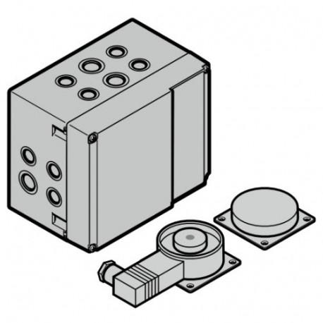 Электромагнитное управление DTH 700, DTU 250