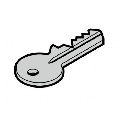 Ключ разблокировки для универсального замка DTH 700