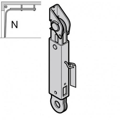 Устройство защиты от подваживания ворот, тип N, Hormann