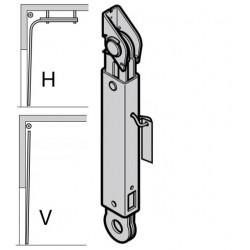 Устройство защиты от подваживания ворот, тип H, V, Hormann