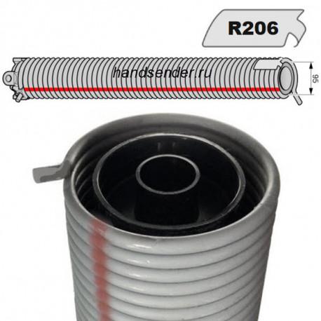 R206 пружина для ворот Hormann
