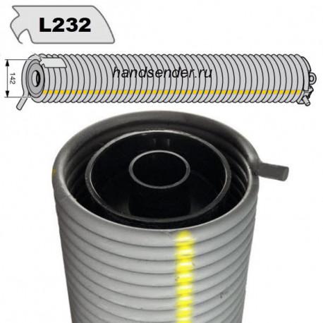 L232 пружина для ворот Hormann