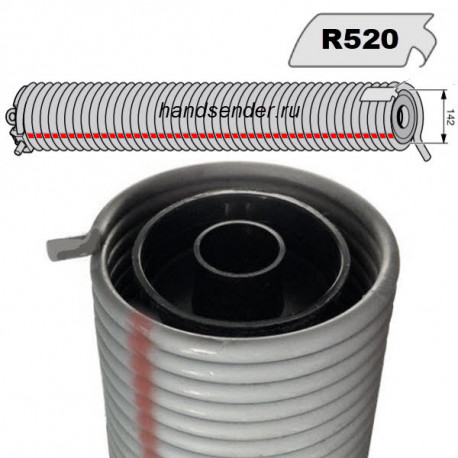 R520 пружина для ворот Hormann