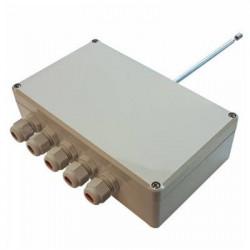 HER4-40 Приемник четырехканальный Hormann