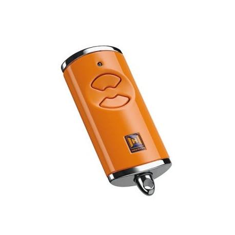 """HSE2-BS-868 """"оранжевый лак"""" пульт Hormann"""