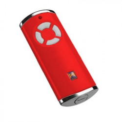 """HSS4-BS-868 """"красный"""" пульт Hormann"""